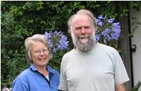 Dick and Lorna Fulcher