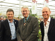 Alan Titchmarsh, Tim Penrose & Joe Swift